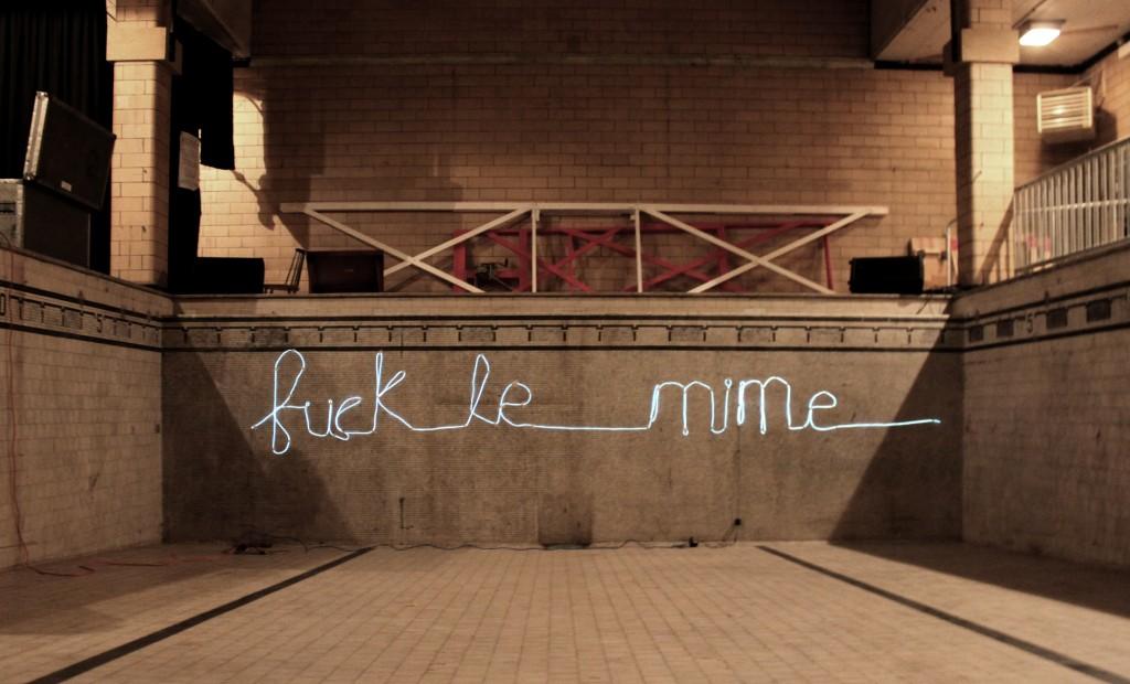 larose s. larose - Fuck le mime (2013)